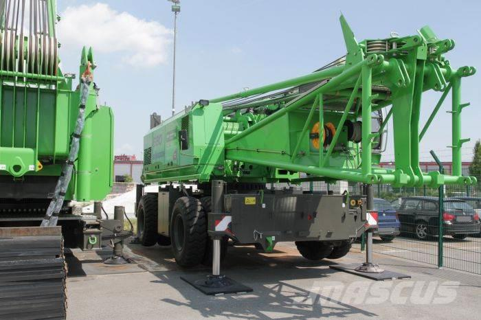 Sennebogen Hafenmobilkran 680 HMC