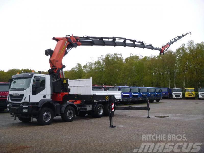 Iveco Trakker AT 410 T 50