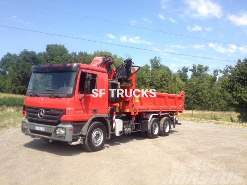 Mercedes-Benz Actros 2635