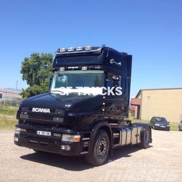 Scania T 580