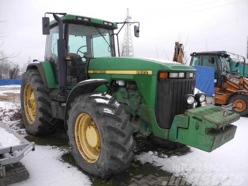 John Deere LR 8400