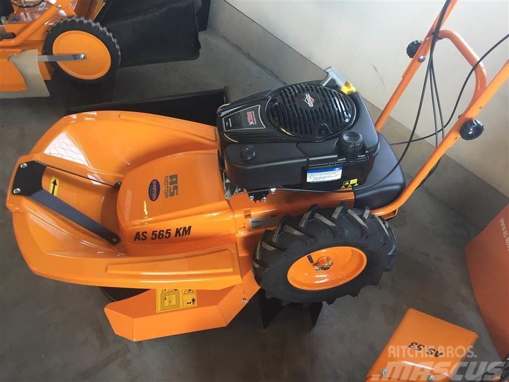 As-Motor 565 KM Skive slåmaskine