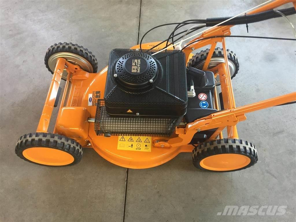 As-Motor 53 2T 4WD RB 2 takts motor