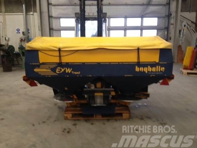Bogballe EXW T 1600 - Vejeceller