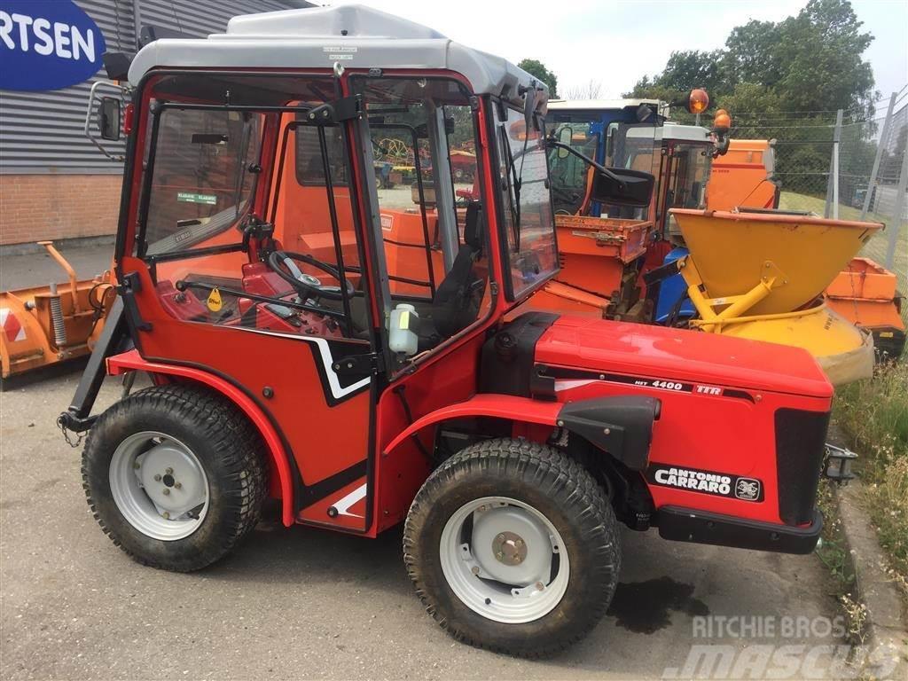 Carraro TTR 4400 HST som ny - kun 87 timer