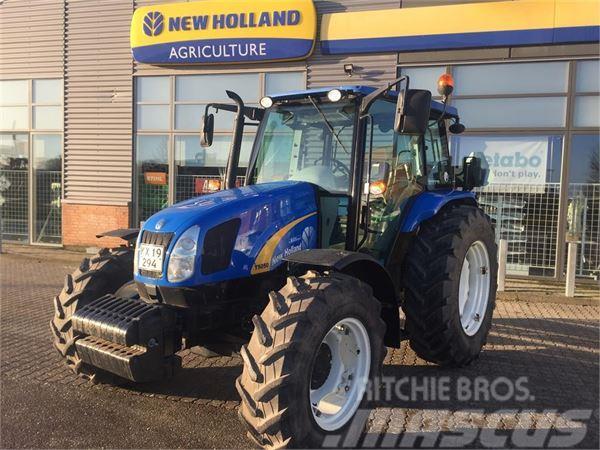New Holland T5050 kun 3000 timer