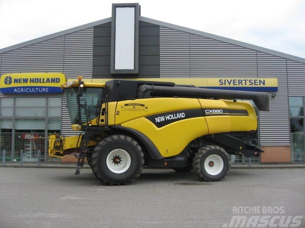 New Holland CX 880 SLH 30 fod
