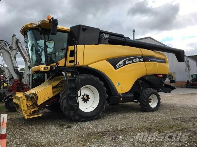 New Holland CX 840 FSH 20 fod