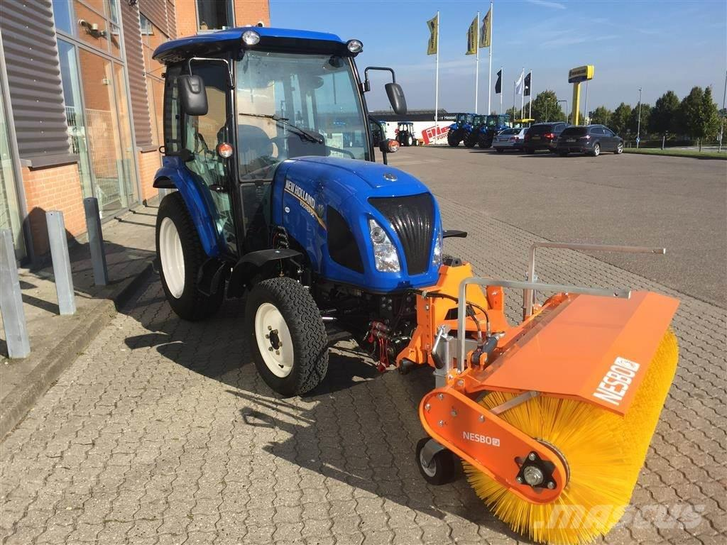 New Holland Boomer 50 Vinter