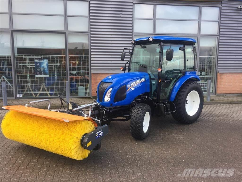 New Holland Boomer 50 Vinter Kampagne