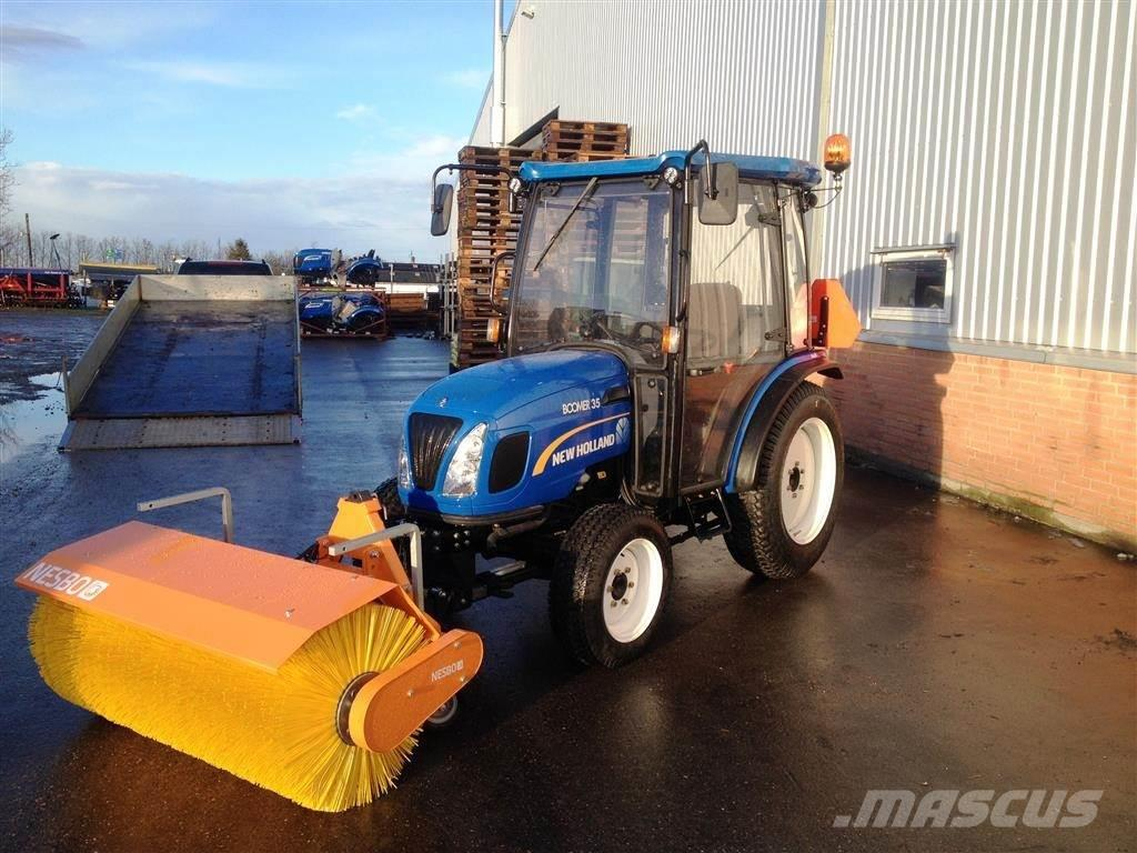 New Holland Boomer 35 Vinter