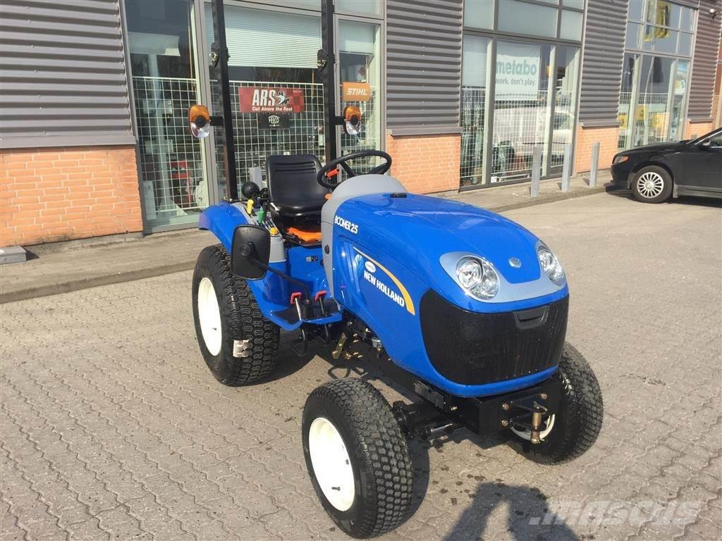 New Holland Boomer 25HST ROPS