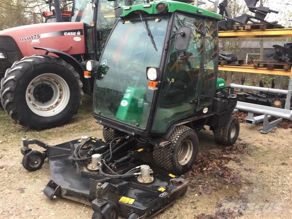 Ransomes HR3300T Kabine med aircondition