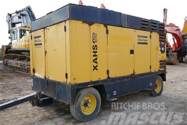 Atlas Copco XAHS426CD Euro ond