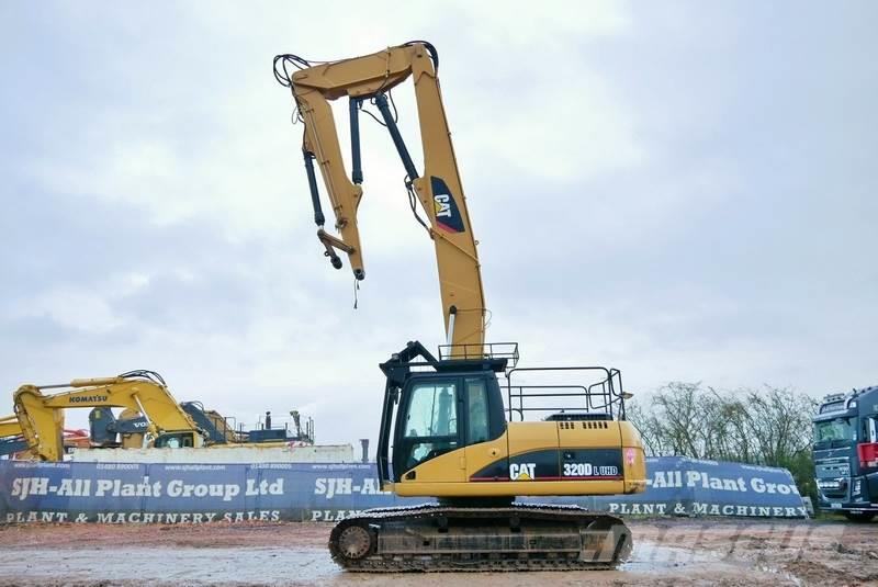 Caterpillar 320DL UHD 16m High reach demolition excavator