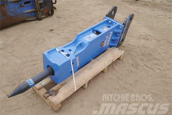 Franz F1500 Hydraulic Breaker