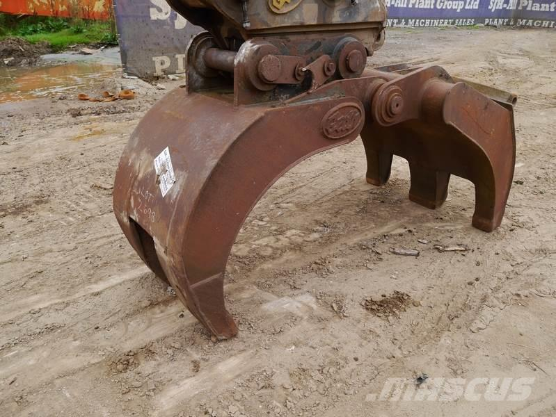 Geith 5 Finger grab for 25 - 30 ton excavator