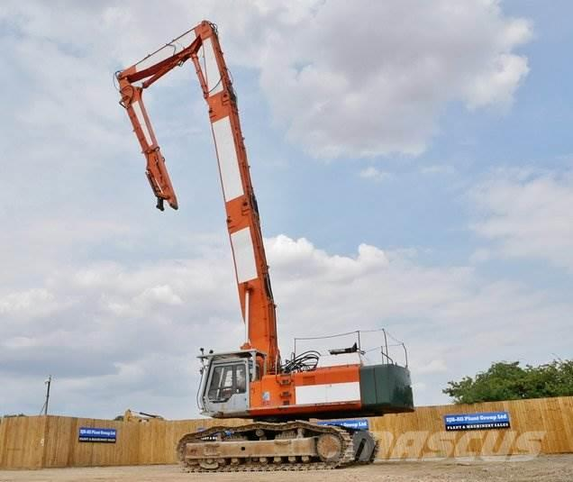 Hitachi EX800lc-1 35m High Reach Demolition Excavator