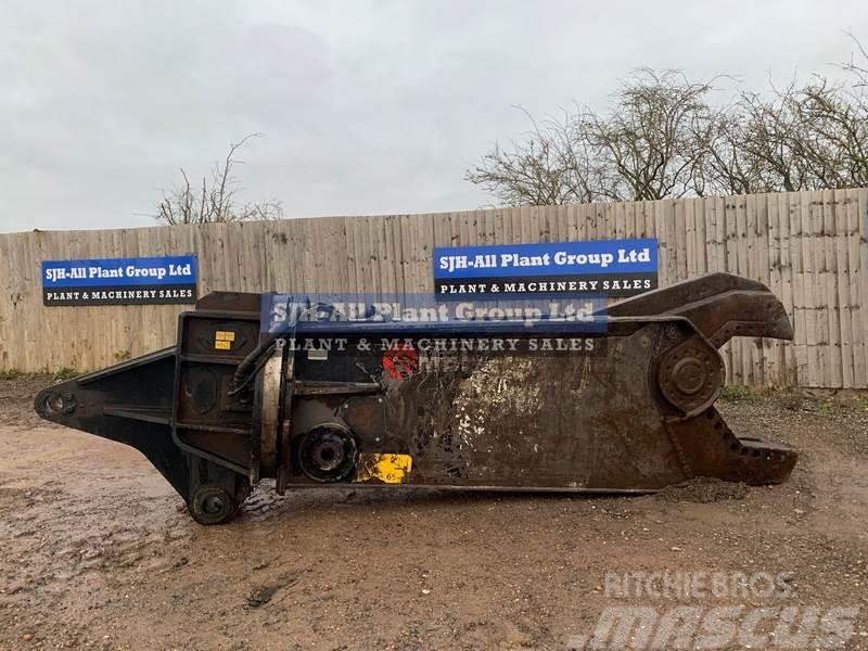 MBI SH700R Rotating Shear (45-60 Ton Excavator)