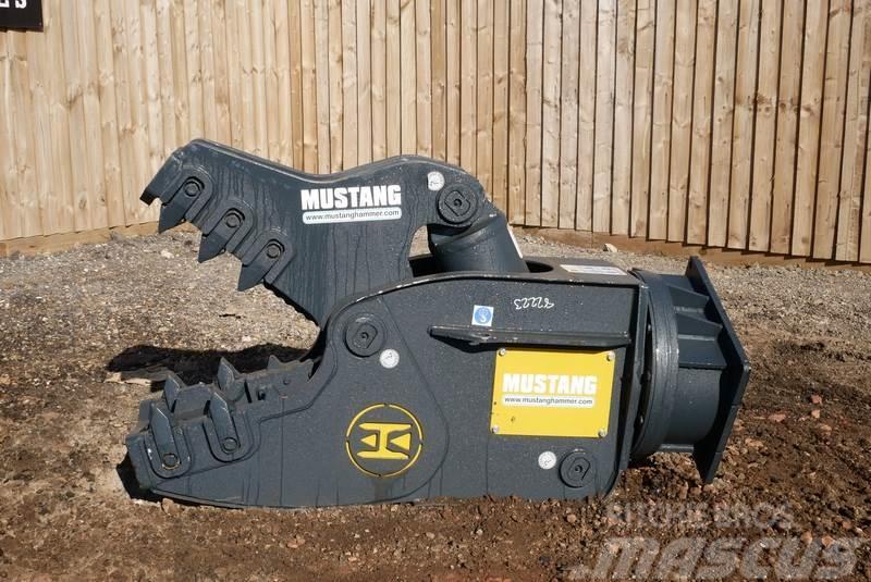 Mustang RH21 (10 - 13 Ton Excavator)