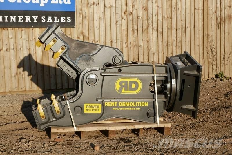 Rent Demolition RD15 (14 - 18 Ton Excavator)