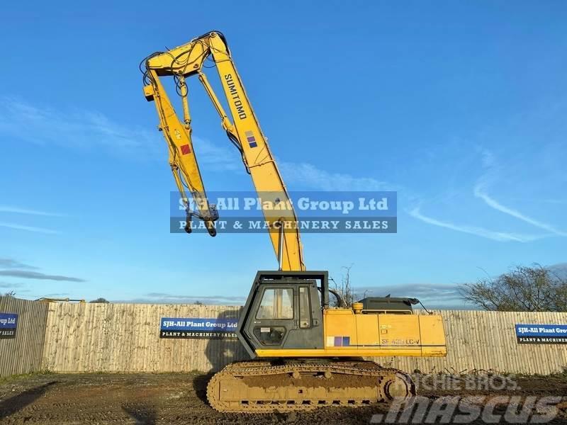 Sumitomo S430 FLC2 20m High Reach Demolition Excavator