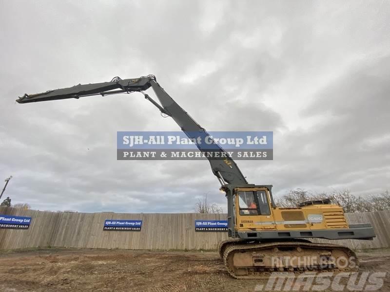 Volvo Akerman EC420 24 Meter High Reach Excavator