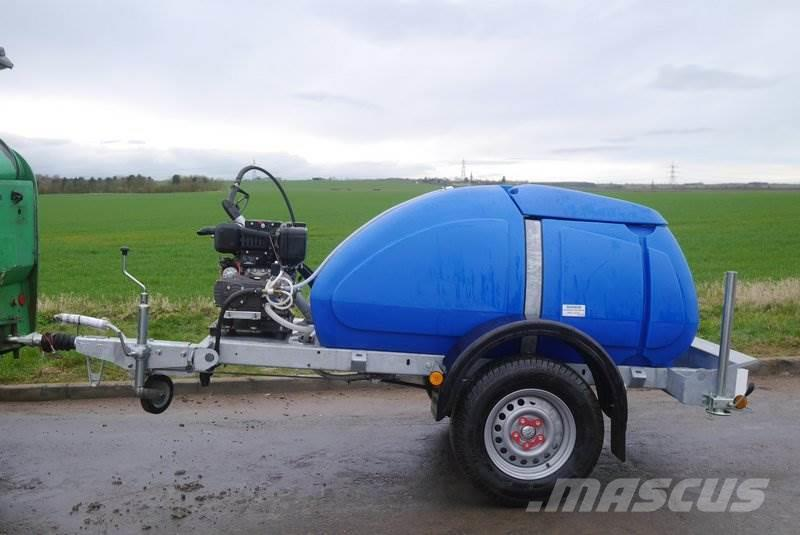 Western Global Single Axel Water Bowser