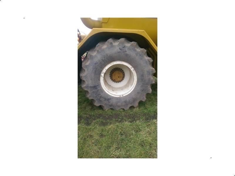 Firestone 1250mm Terra hjul.