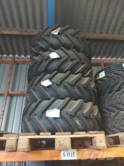 [Other] Michelin 420/75 R20 komplette hjul