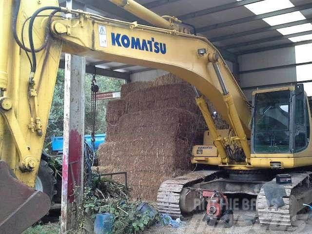 Komatsu PC340 NLC-6K