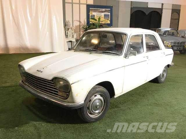 Used Peugeot 204 Cars Price: US$ 1,133 For Sale