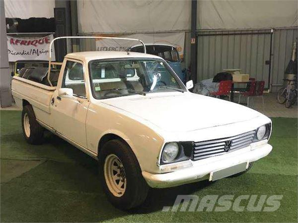 used peugeot 504 pick up cars year 1982 price 6 737 for. Black Bedroom Furniture Sets. Home Design Ideas