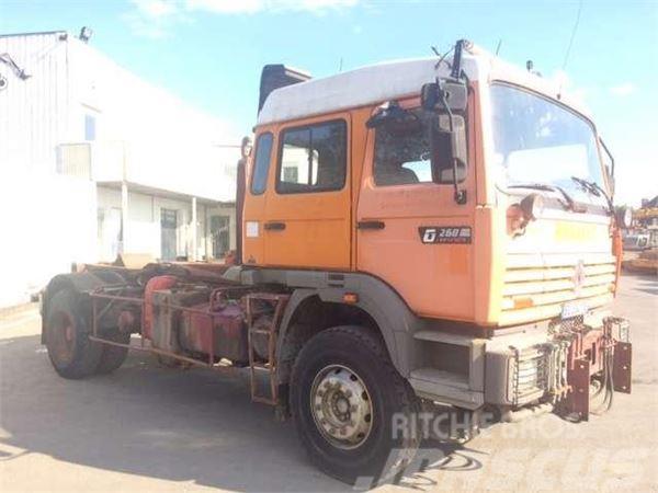 Renault G260 Ampliroll 4x2