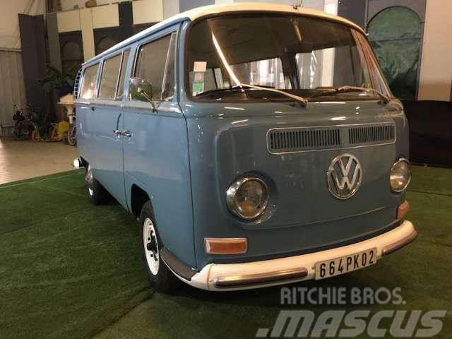 Volkswagen COMBI T2