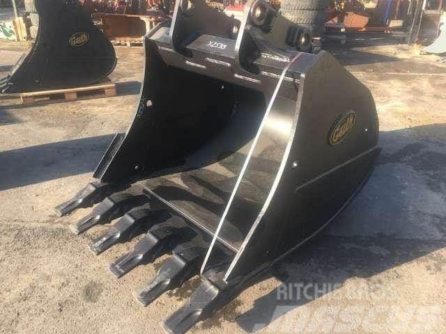 Liebherr SW48 - 1350mm usage carriere
