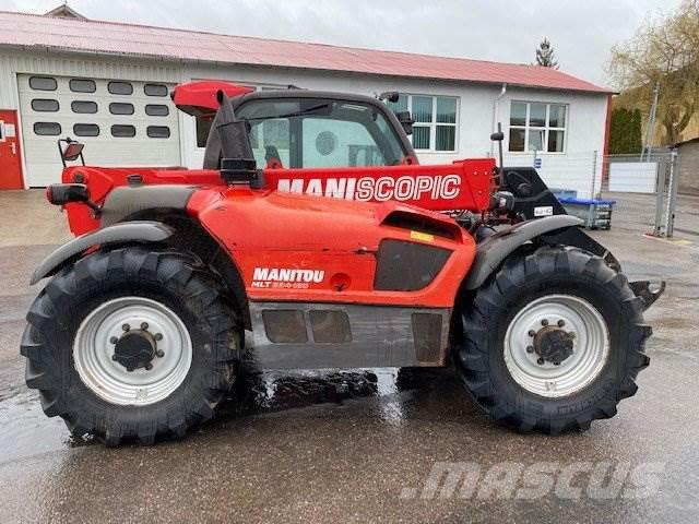 Manitou MLT 634-120 LSU Premium