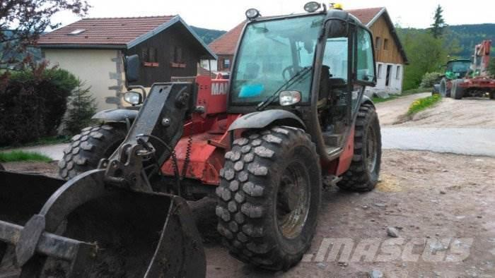 Manitou MLT 634-120 LSU PS