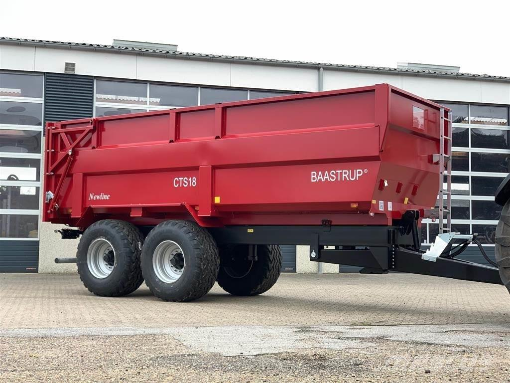 Baastrup CTS 18 new line 26,5 hjulmontering