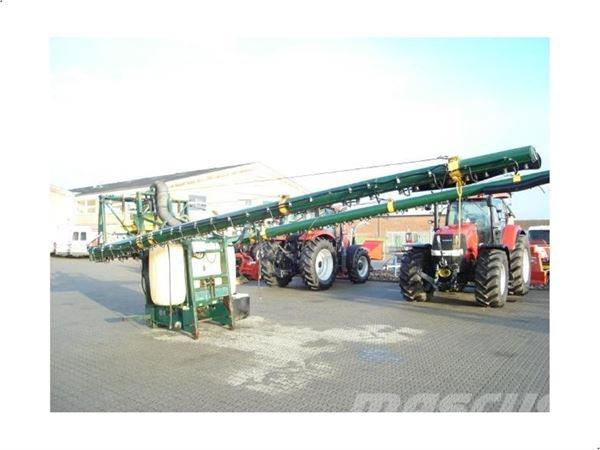 Danfoil 850L 16M, Sprayers