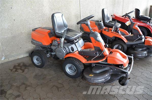 used husqvarna rider 15v2s awd compact tractors year 2011. Black Bedroom Furniture Sets. Home Design Ideas
