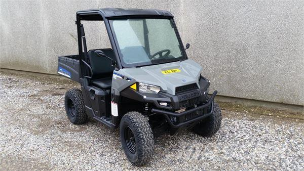used polaris ranger ev quad other agricultural machines year 2016 price 20 449 for sale. Black Bedroom Furniture Sets. Home Design Ideas