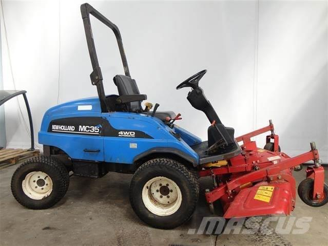 New Holland MC35 165cm