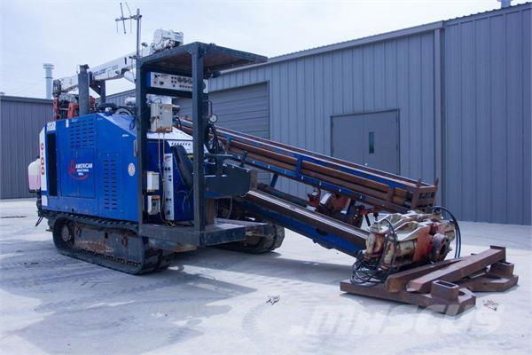 American Augers DD6