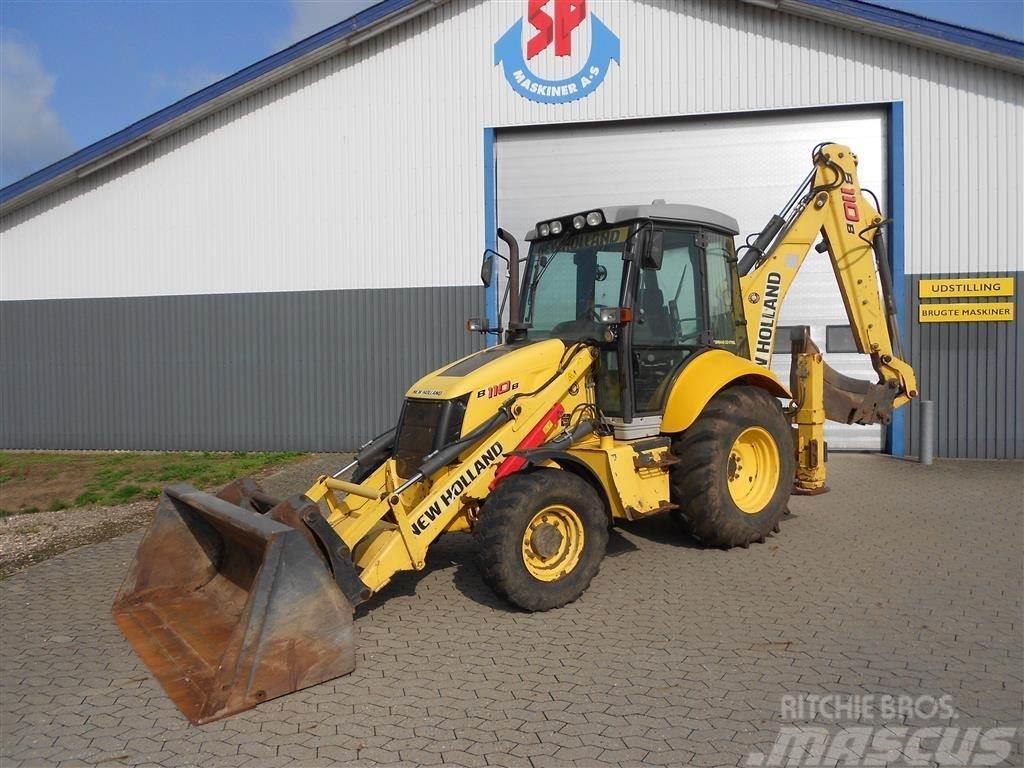 New Holland B110B