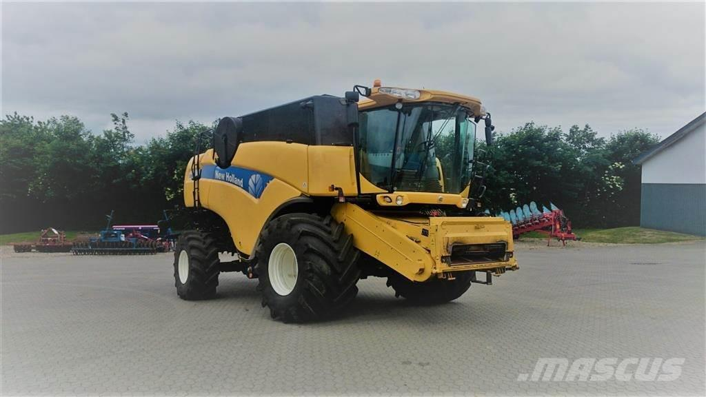 New Holland CX8090 SLH
