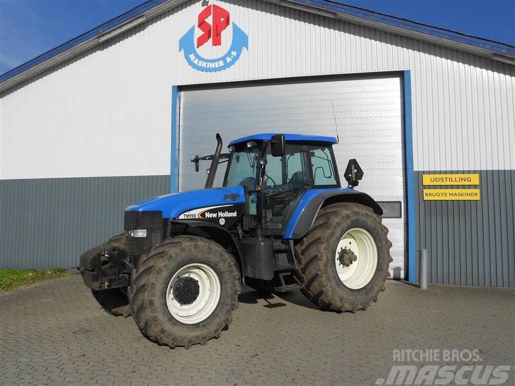 New Holland TM190 SS