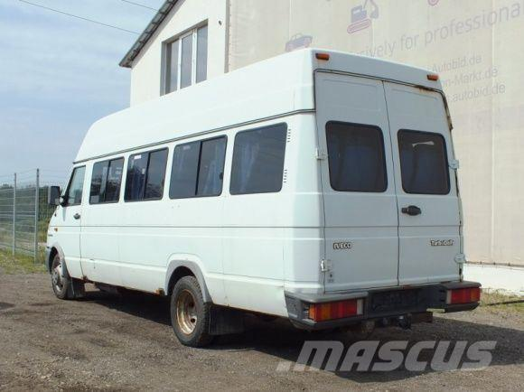 Iveco TurboDaily A 45.12, 2001, Linjebussar