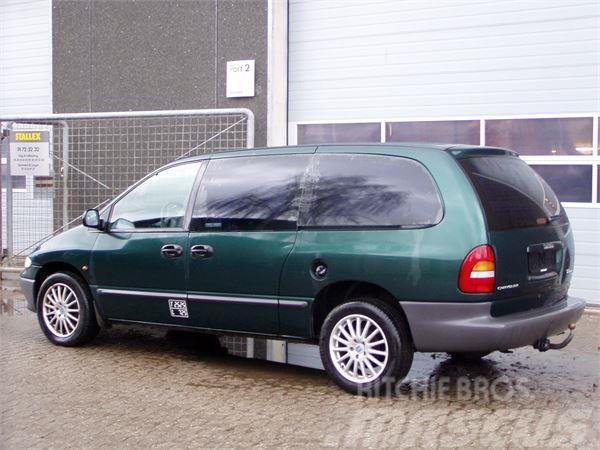 Chrysler GRAND VYOAGER 2,5 TD