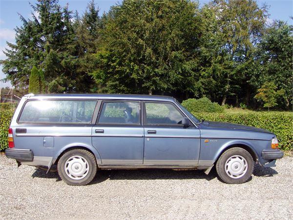 Volvo 240GL, 1986, Övriga bilar